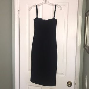 Dolce & Gabbana D & G black dress, worn twice